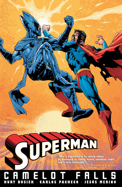 Image: Superman: Camelot Falls Vol. 01 SC  - DC Comics