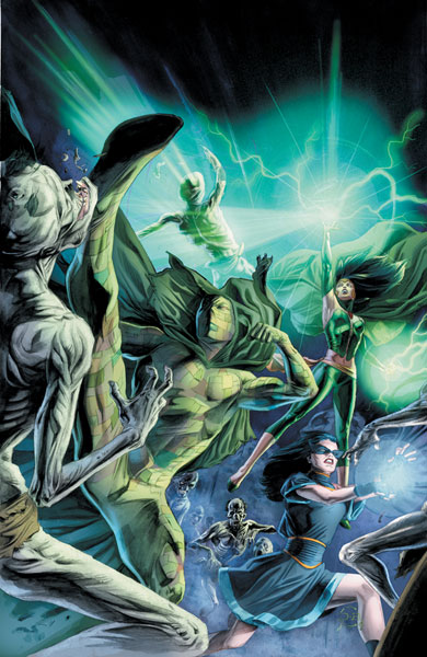 Image: Shadowpact: Darkness and Light SC  - DC Comics