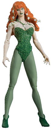 Image: Secret Files Series 3 Action Figure: Poison Ivy  -