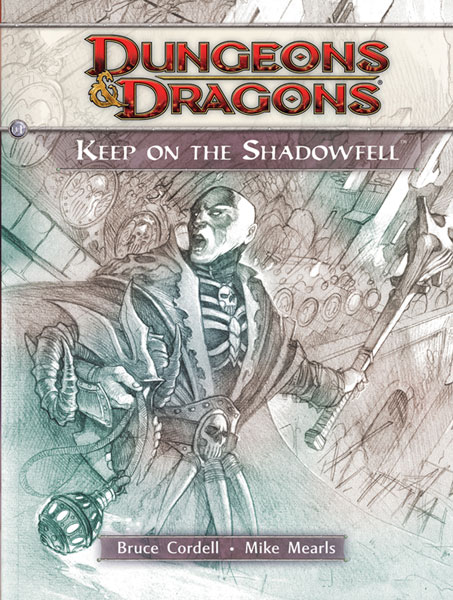 Image: Dungeons & Dragons: Keep on the Shadowfell  - Wizards of the Coast