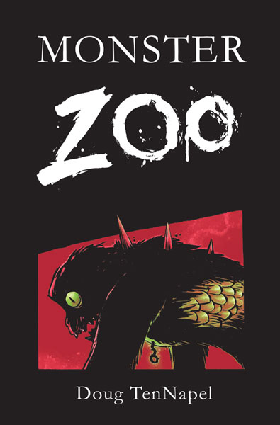 Image: Monster Zoo SC  - Image Comics