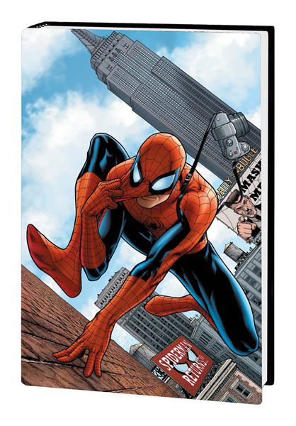 Image: Spider-Man: Brand New Day Vol. 01 HC  - Marvel Comics