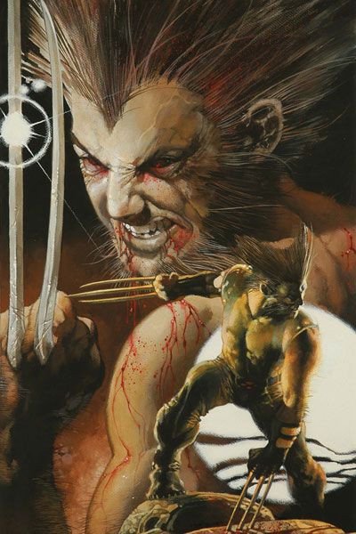Image: Wolverine: Amazing Immortal Man & Other Bloody Tales #1 - Marvel Comics