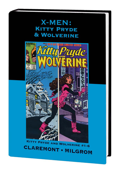 Image: Marvel Premiere Classic Vol. 12: Kitty Pryde and Wolverine HC  - Marvel Comics