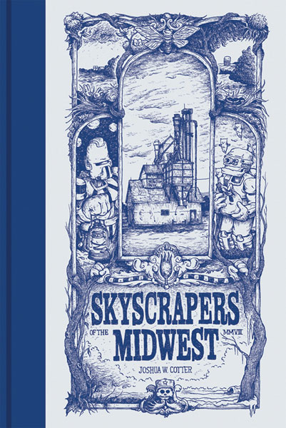 Image: Skyscrapers of the Midwest HC  - Adhouse Books