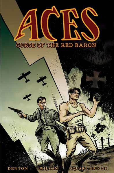 Image: Aces: Curse of the Red Baron SC  - AIT/Planetlar