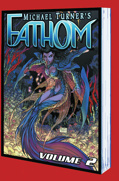 Image: Fathom Vol. 02: Into the Depths SC  - Aspen MLT Inc