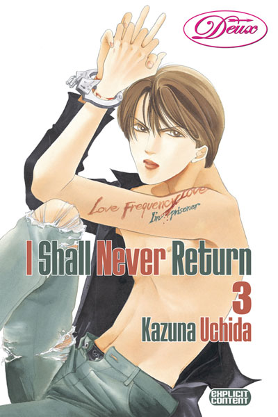 Image: I Shall Never Return Vol. 03 SC  - Aurora Publishing Inc