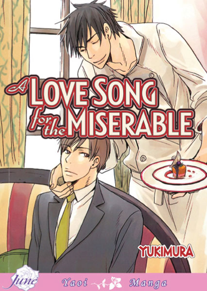 Image: Love Song for the Miserable SC  - Digital Manga Distribution