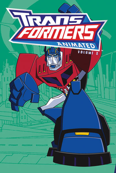 Image: Transformers Animated Vol. 03 SC  - IDW Publishing