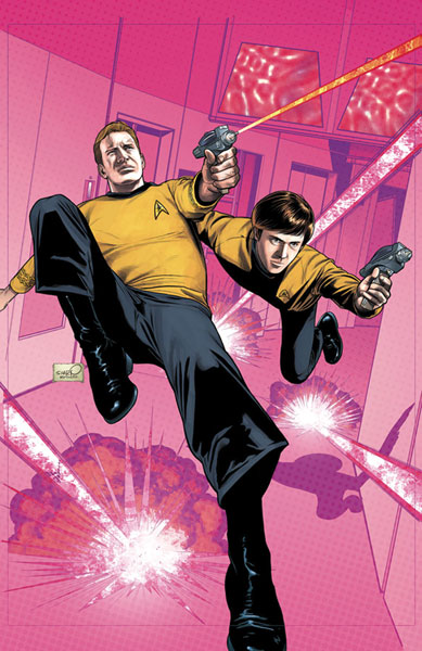 Image: Star Trek: Year Four - The Enterprise Experiment #2 - IDW Publishing
