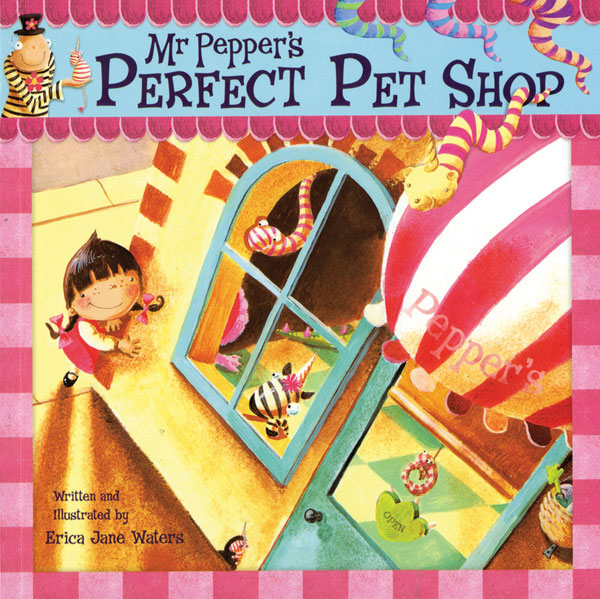 Image: Mr. Pepper's Perfect Pet Shop HC  - IDW Publishing