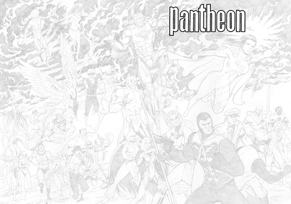 Image: Pantheon Vol. 01: Welcome to the Machine SC  - Lone Star Press