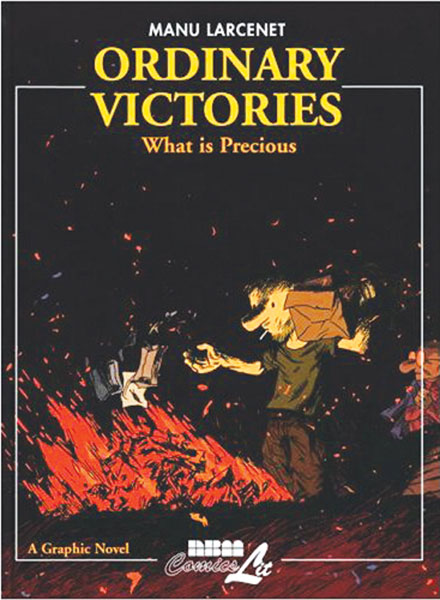 Image: Ordinary Victories: What Is Precious SC  - NBM