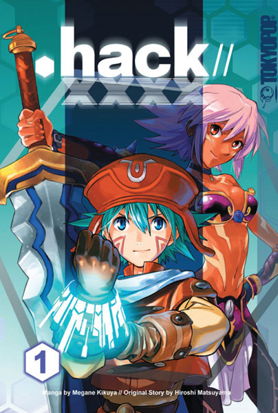 Image: Dot Hack//XXXX Vol. 01 SC  - Tokyopop