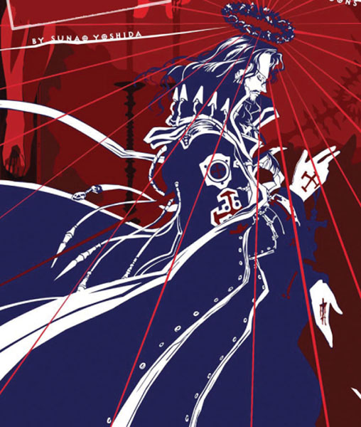 Image: Trinity Blood: Rage Against the Moons Vol. 03 - Know Faith  (pb) - Tokyopop
