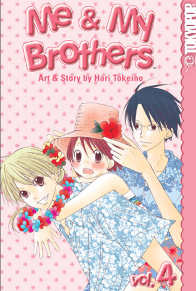 Image: Me & My Brothers Vol. 04 SC  - Tokyopop