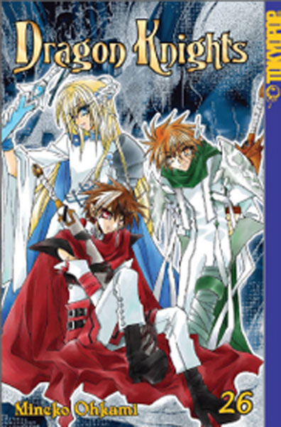 Image: Dragon Knights Vol. 26 SC  - Tokyopop