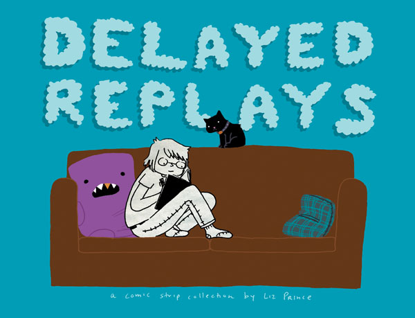 Image: Delayed Replays SC  - Top Shelf Productions