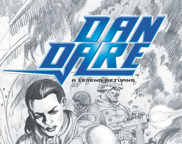 Image: Dan Dare #6 - Virgin Comics LLC