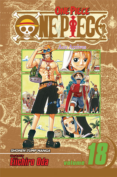 Image: One Piece Vol. 18 SC  - Viz Media LLC