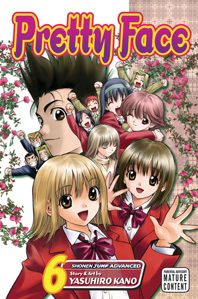 Image: Pretty Face Vol. 06 SC  - Viz Media LLC