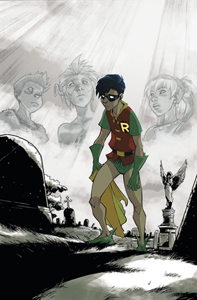 Image: Teen Titans: Year One #6 - DC Comics
