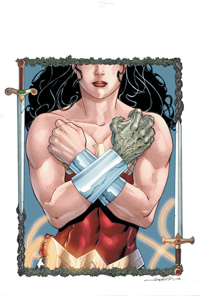 Image: Wonder Woman #21 - DC Comics