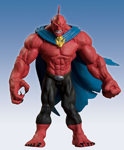 Image: Superman / Batman Series 6 Action Figure: Despero  -