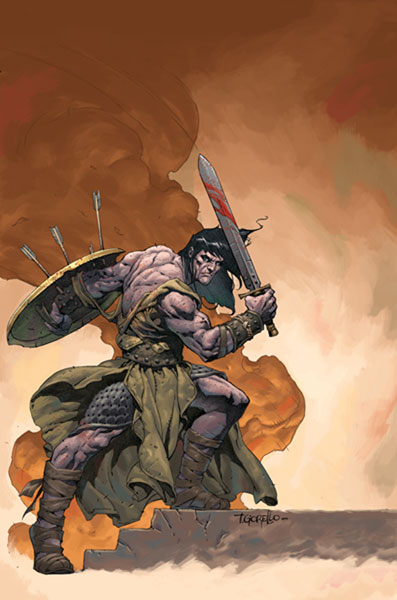 Image: Conan the Cimmerian #0 - Dark Horse