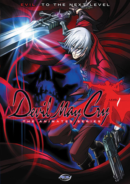 Image: Devil May Cry Animated Series Vol. 2  (DVD) -