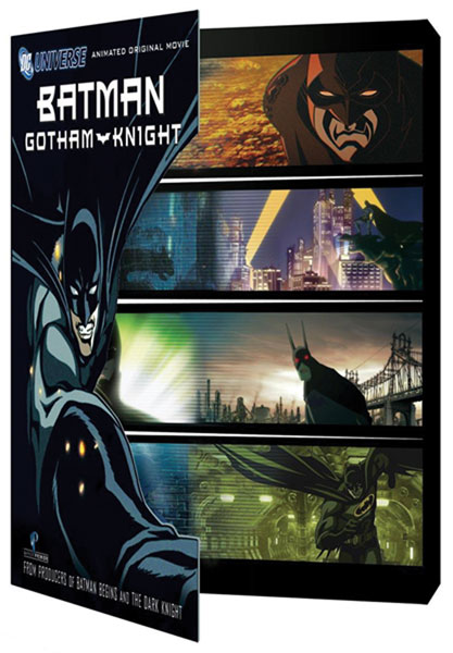 Image: Batman: Gotham Knight Animated Movie DVD  (Regular ed.) -