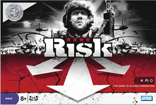 Image: Risk Reinvention  - Hasbro Games