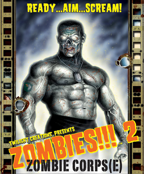Image: Zombies!!! 2: Zombie Corp  (e) - Twilight Creations, Inc
