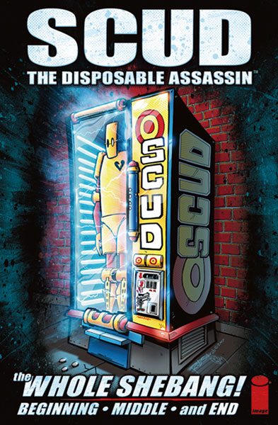 Image: Scud the Disposable Assassin: The Whole Shebang SC  - Image Comics