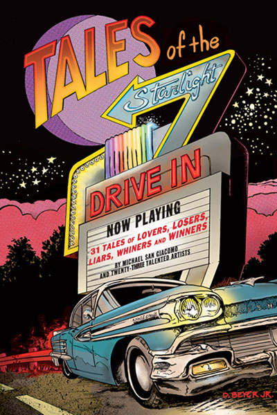 Image: Tales from the Starlight Drive-In SC  - Image Comics