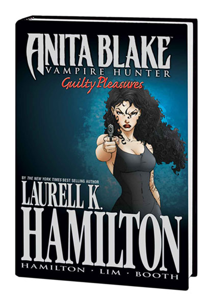 Image: Laurel K. Hamilton's Anita Blake, Vampire Hunter: Guilty Pleasures Vol. 02 HC  - Marvel Comics