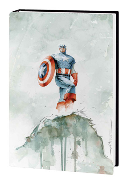 Image: Captain America: The Chosen  (variant hc) - Marvel Comics