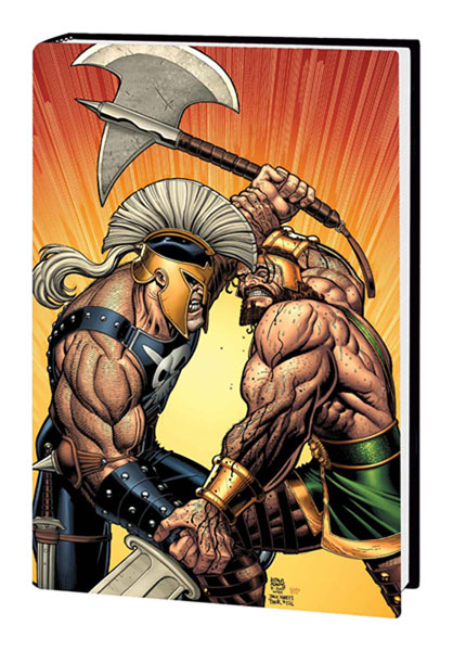 Image: Incredible Hercules: Against the World HC  - Marvel Comics