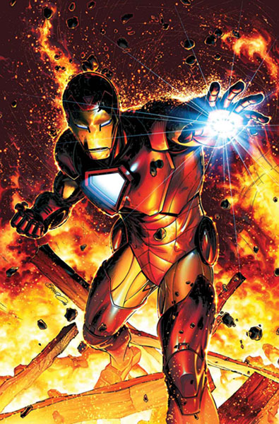 Image: Invincible Iron Man #2 (Cover B-Peterson) - Marvel Comics