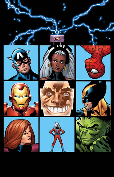 Image: Marvel Adventures Avengers #25 - Marvel Comics