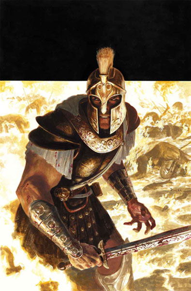 Image: Marvel Illustrated: Iliad #7 - Marvel Comics
