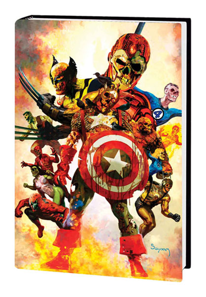 Image: Marvel Zombies Vol. 02 HC  - Marvel Comics