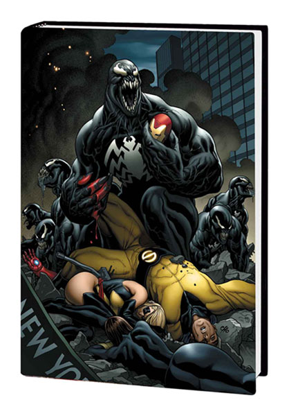 Image: Mighty Avengers Vol. 02: Venom Bomb HC  - Marvel Comics