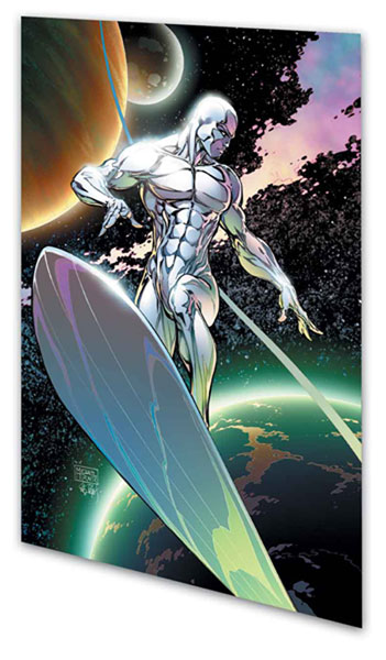 Image: Silver Surfer: In Thy Name SC  - Marvel Comics