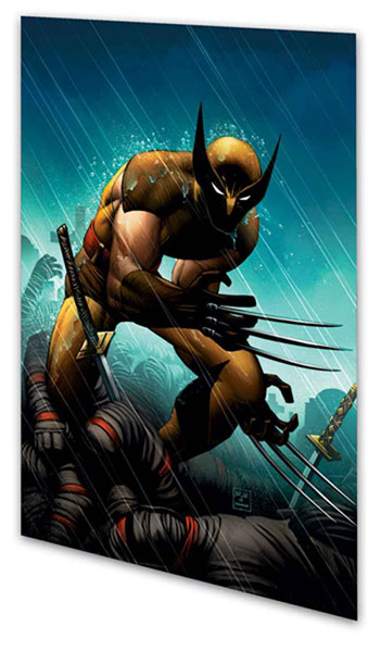 Image: Wolverine: Enemy of the State Ultimate Collection SC  - Marvel Comics