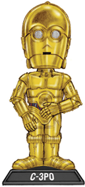 Image: Star Wars C-3PO Bobble-Head  -