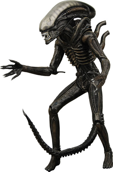 Image: Alien Fully Articulated Action Figure  -