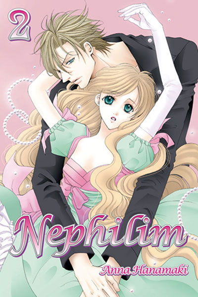 Image: Nephilim Vol. 02 SC  - Aurora Publishing Inc