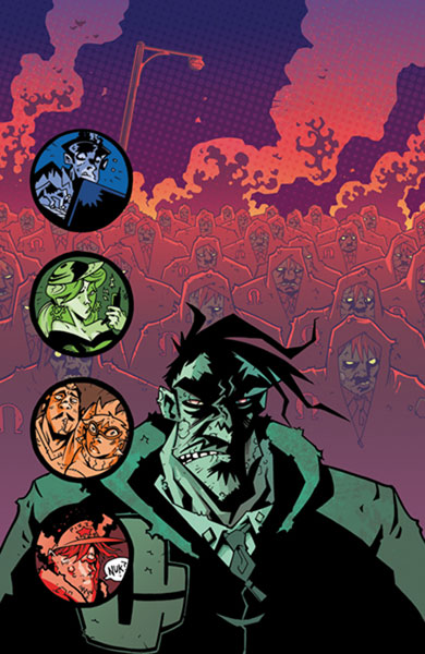 Image: Everybody's Dead #4 - IDW Publishing